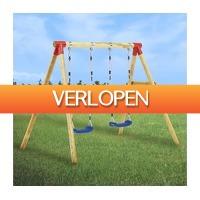 VidaXL.nl: vidaXL schommelset