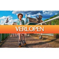 Tripper Tickets: Entreeticket voor het Nederlands Openluchtmuseum