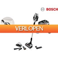 iBOOD.be: Bosch BCS1ULTD unlimited draadloze steelstofzuiger