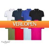 Voordeelvanger.nl 2: Pierre Cardin polo