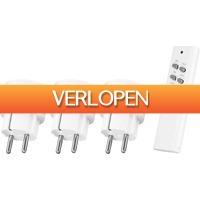 Alternate.nl: KlikAanKlikUit APC3-2300 R draadloze schakelaarset