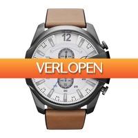 Watch2Day.nl 2: DIESEL Mega Chief XL Chronograph