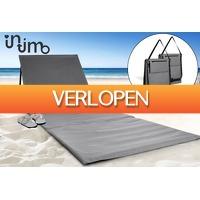 VoucherVandaag.nl 2: Set van 2 vouwbare ligbedden