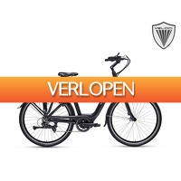 Groupdeal 2: Veloci Spirit elektrische fiets