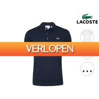 iBOOD.be: Lacoste sport polo