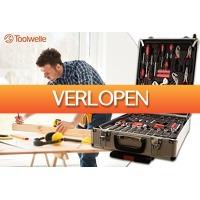 VoucherVandaag.nl 2: Gereedschapskoffer van Toolwelle