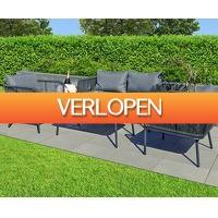Voordeelvanger.nl: Designer lounge tuinset
