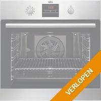 AEG BPS33102ZM oven