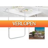 DealDonkey.com 4: Balkon opklap tafel (balkontafel)