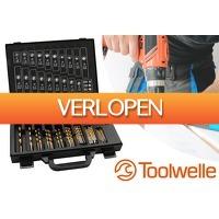 VoucherVandaag.nl 2: Toolwelle borenset 120-delig