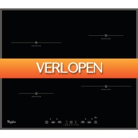 EP.nl: Whirlpool ACM 750/BA inductie kookplaat