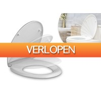 DealDonkey.com 2: Afneembare Soft-Close toiletbril