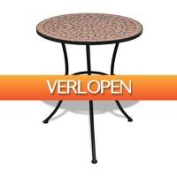 VidaXL.nl: vidaXL bistrotafel