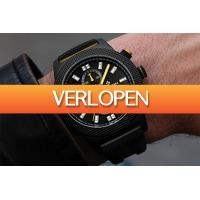 VakantieVeilingen: Veiling: Blackhawk herenhorloge van Alpha Sierra (UH62YL)