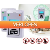 Voordeelvanger.nl 2: Pest Alarm ultrasone muizen en ongedierteverjager