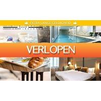 SocialDeal.nl 2: Overnachting + ontbijt voor 2 in Louvain-la-Neuve