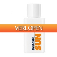 Superwinkel.nl: Jil Sander Sun eau de toilette