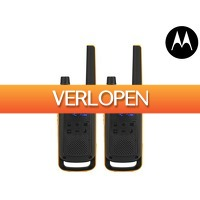 iBOOD.be: Motorola Extreme Walkie Talkie TLKR T82