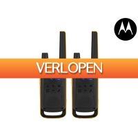 iBOOD.com: Motorola extreme Walkie Talkie TLKR T82