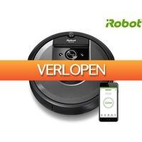 iBOOD.be: iRobot Roomba i7 robotstofzuiger
