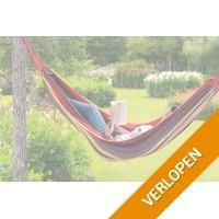 Veiling: zomerse hangmat van Lifa Garden