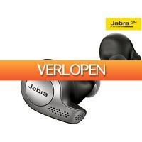 iBOOD.be: Jabra Elite 65t Bluetooth earbuds Titanium Black