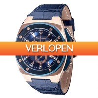 Watch2day.nl: Yves Camani Quentin Chronograph