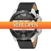 Watch2Day.nl 2: Diesel DZ4361 Ironside BlackWhite