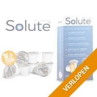 Solute Clean Taste capsule reiniger voor Nespresso