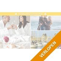 Weekend of midweek Oostende (4 personen)