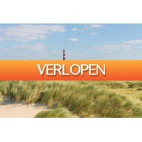 Hoteldeal.nl 1: Weekend, week of midweek op Ameland