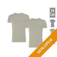 2 x Ten Cate Bamboo T-shirt