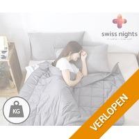 Swiss Nights verzwaringsdeken