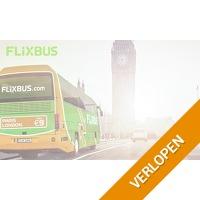 Stedentrip met FlixBus