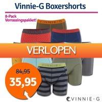 1dagactie.nl: 6 x Vinnie-G boxershorts