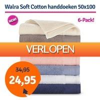 1dagactie.nl: Walra Soft Cotton voordeelpakket