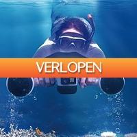 MegaGadgets: Onderwater duikscooter