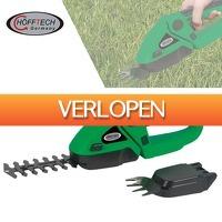 DealDigger.nl 2: Hofftech Accu 2-in-1 heggenschaar