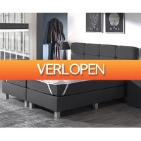Groupdeal: 3D Air hotel topdekmatras