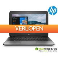 Telegraaf Aanbiedingen: Refurbished HP 11 laptop Pro G2