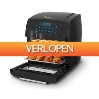 Telegraaf Aanbiedingen: Turbotronic multifunctionele oven airfryer