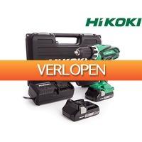 iBOOD.com: Hikoki combiboor DV18DGLJMZ