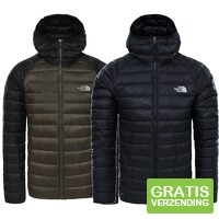 The North Face TREVAIL Hybride Jas