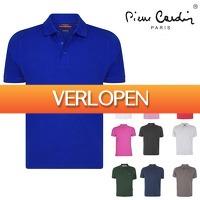 6deals.nl: 2 x Pierre Cardin poloshirt