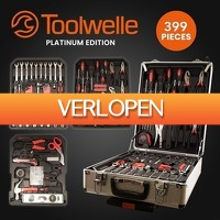 6deals.nl: Toolwelle gereedschapstrolley