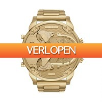 Watch2day.nl: Diesel Mr Daddy 2.0 DZ7399 herenhorloge