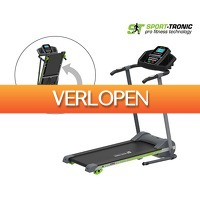 Groupdeal 2: SportTronic opvouwbare loopband