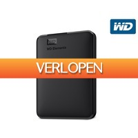iBOOD Electronics: WD Elements Portable Harde Schijf | 500 GB | USB 3.0
