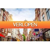 Traveldeal.nl: Verblijf 3 dagen nabij Domstad Utrecht en de Utrechtse Heuvelrug