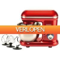 Blokker: Bourgini keukenmachine Classic Kitchen Chef